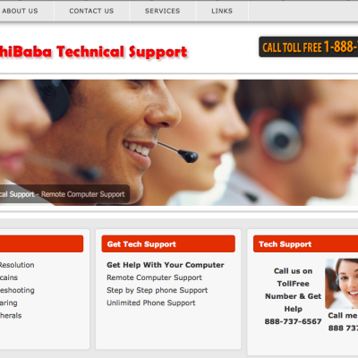 http://techibaba.com Techibaba technical support website